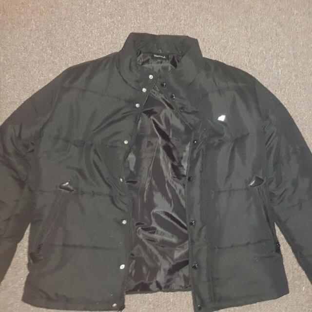 Men's Jacket - Black Diamond