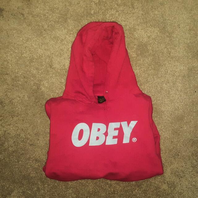 Men's OBEY Jumper/Hoodie