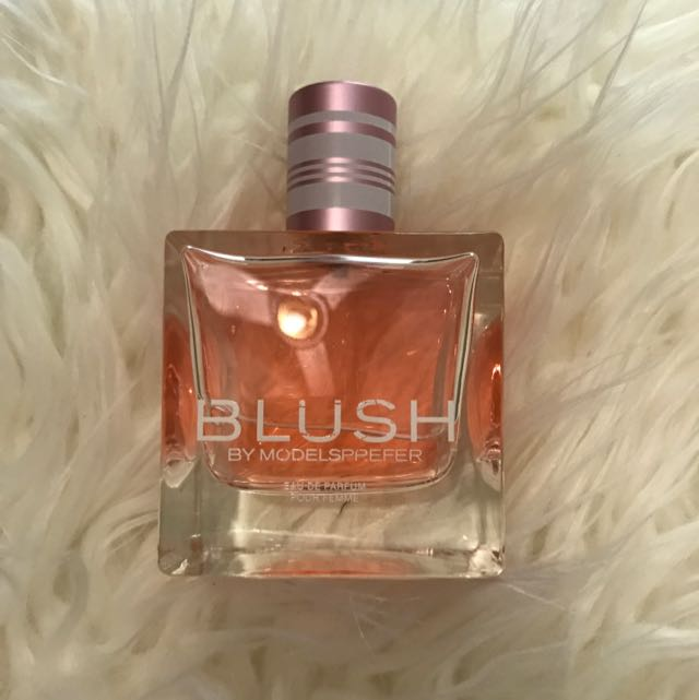 Models Prefer Blush Perfume