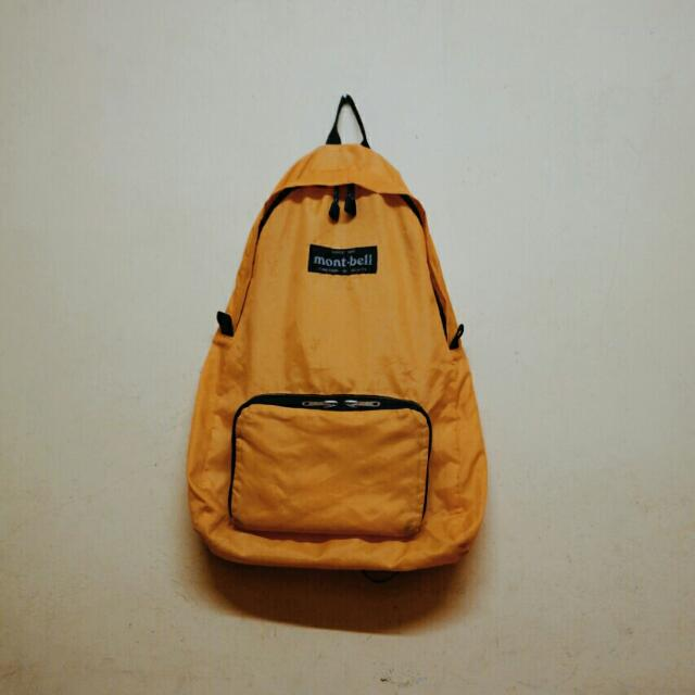 Montbell Backpack