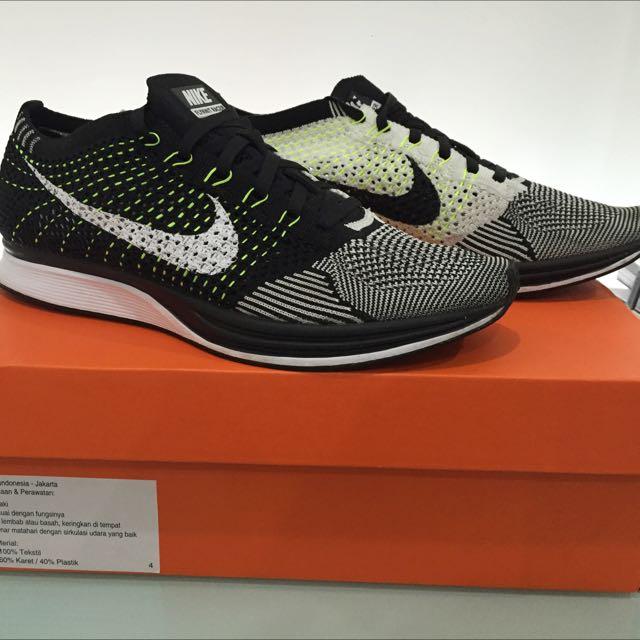 Nike Racer Black Volt