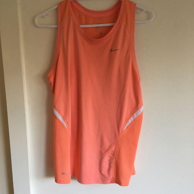 Nike Running Singlet ( Dri Fit )