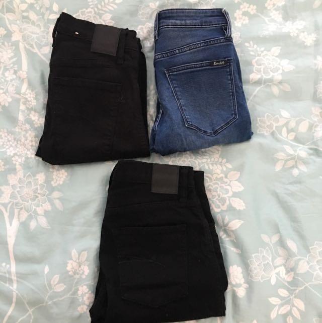 Nobody Jeeans, Bardot Jeans