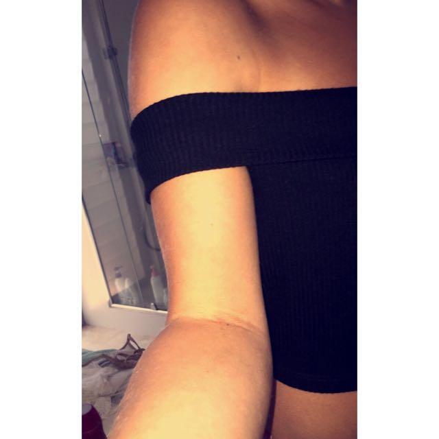 Nude Lucy Crop Top