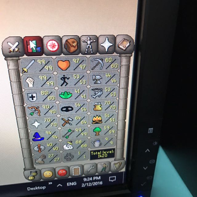 Osrs/Rs3 Account, Toys & Games, Video Gaming, Video Games on