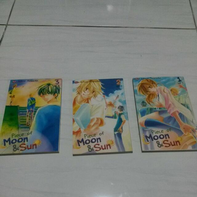 Piece Of Moon & Sun 1-3 (Complete)