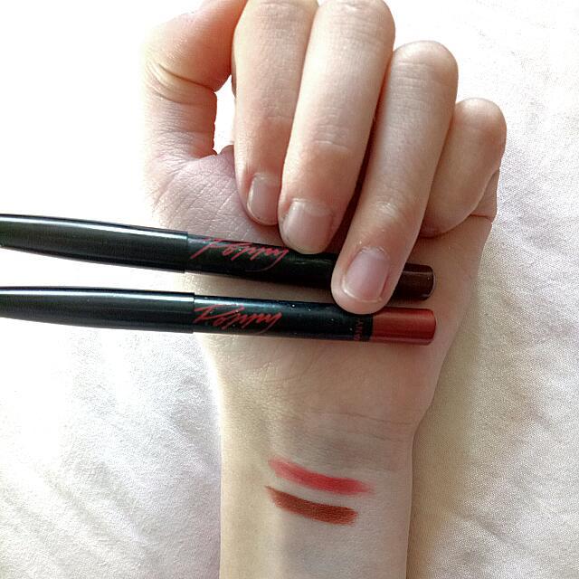 Poppy Cosmetic Pencils