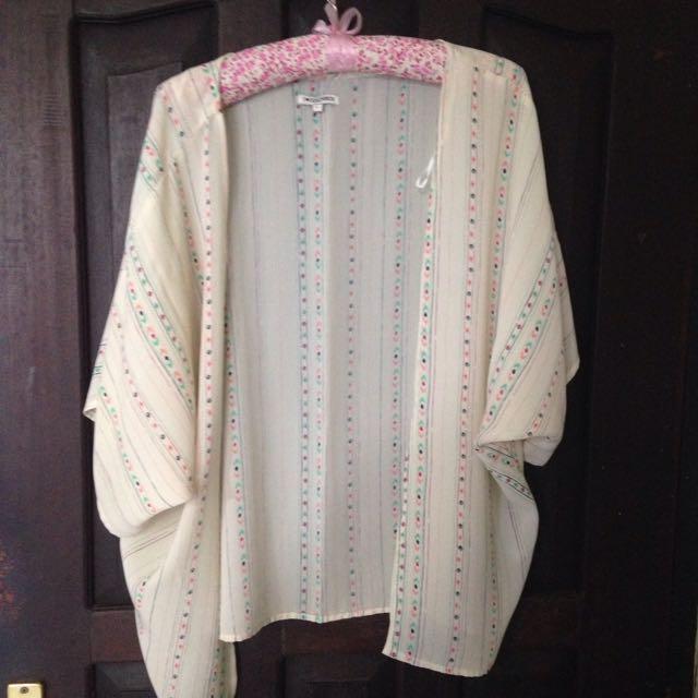 Preloved Colorbox Kimono