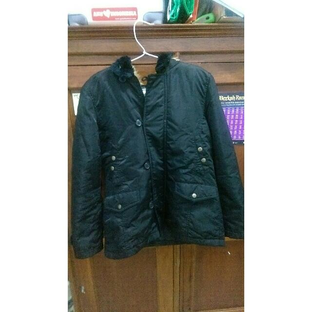 Preloved Jaket Winter