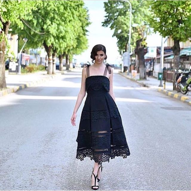 Premium Black Dress
