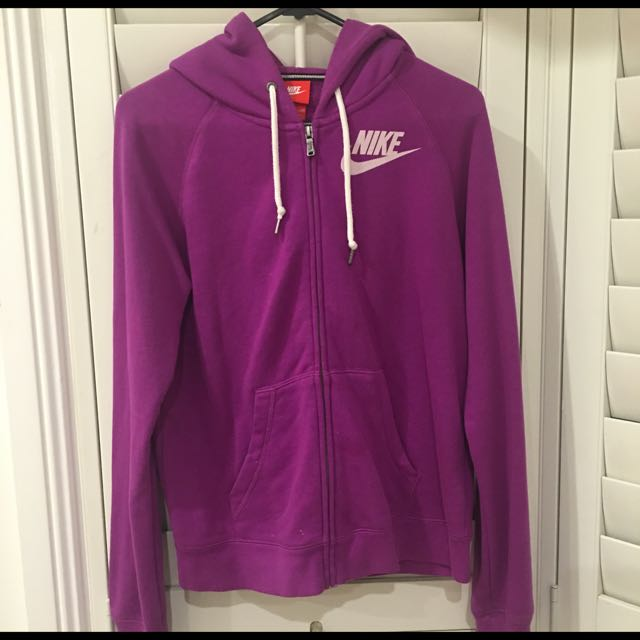 Purple Nike Jacket