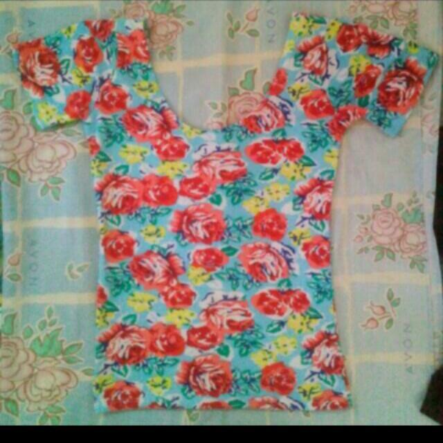 📍REPRICE📍 Floral Top