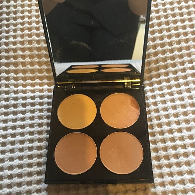 REVLON Sculpt & Highlight Contour Kit Medium/tan