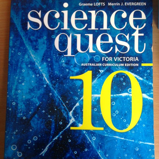 Science Quest 10