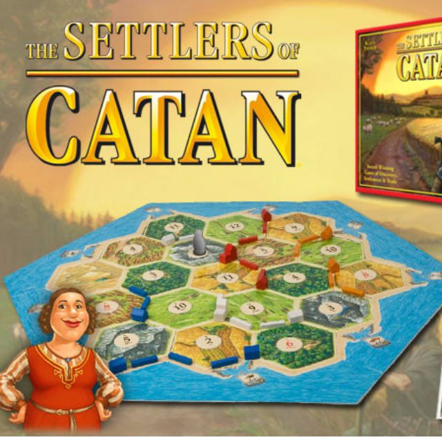 Settler Of Catan Expansion Pack Brand New Free Postage
