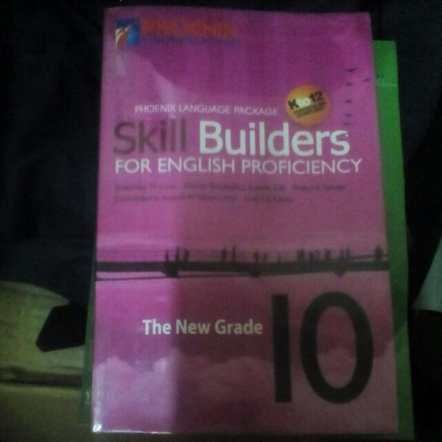 Skill Builders For English Proficiency