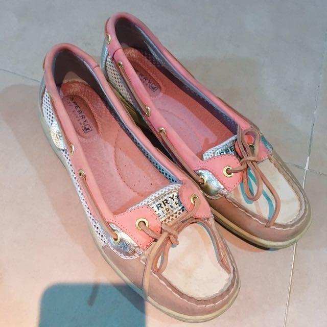 SPERRY 帆船鞋