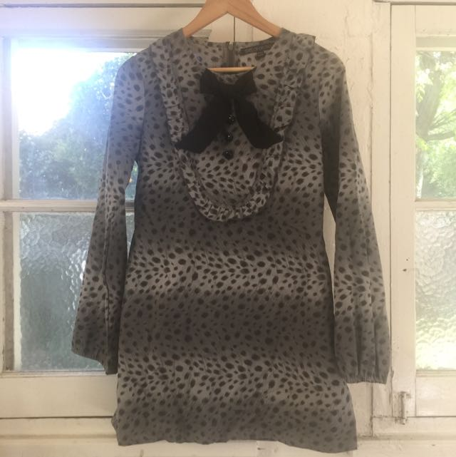 State Of Georgia - Mini Dress Sz 8