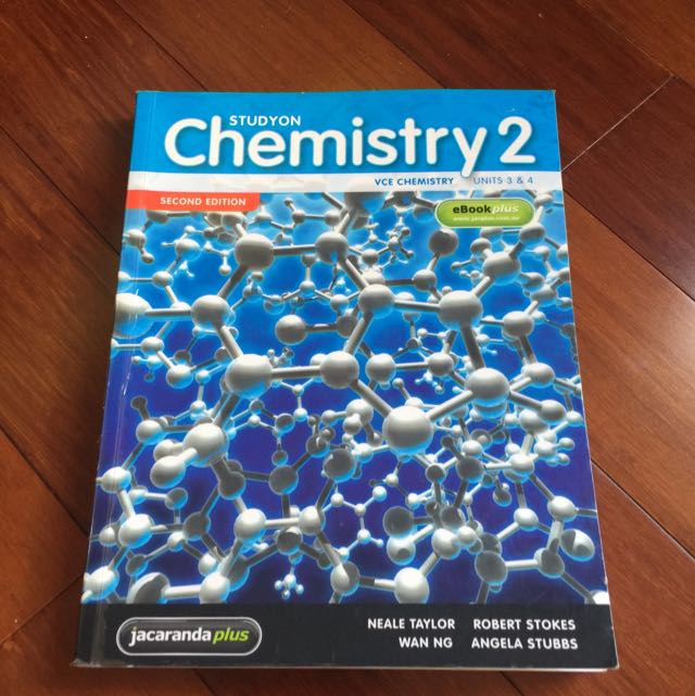 Study On Chemistry 2 Textbook
