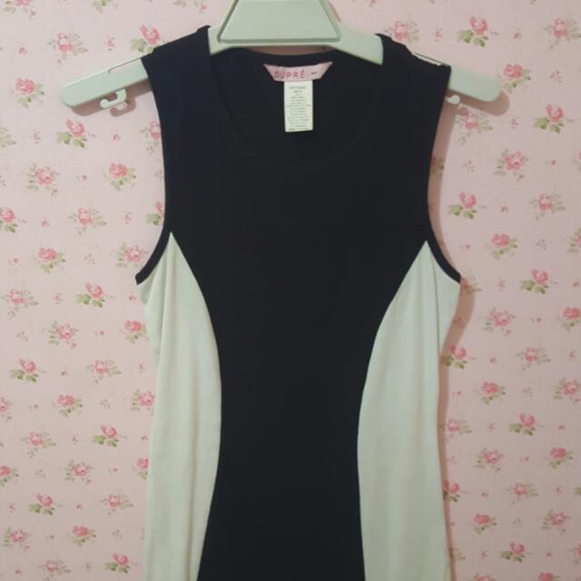 🐽SUPRE Bodycon Mini Dress