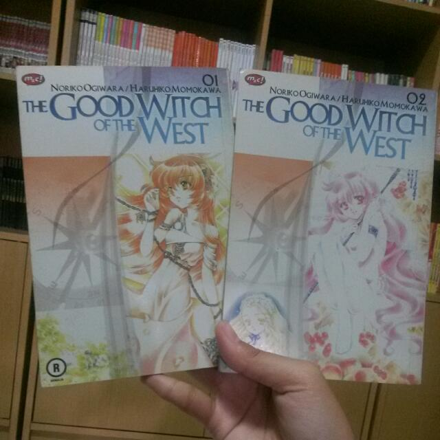 The Good Witch of The West by Noriko Ogiwara & Haruhiko Momokawa