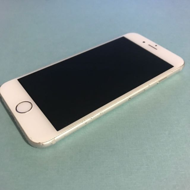 Used iPhone 6 Silver 64GB 2years