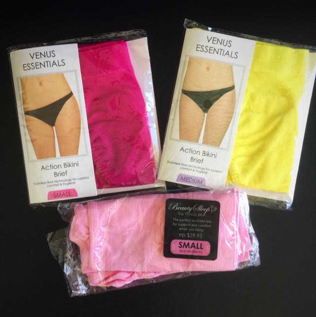 Venus Essentials Underwear Assortment