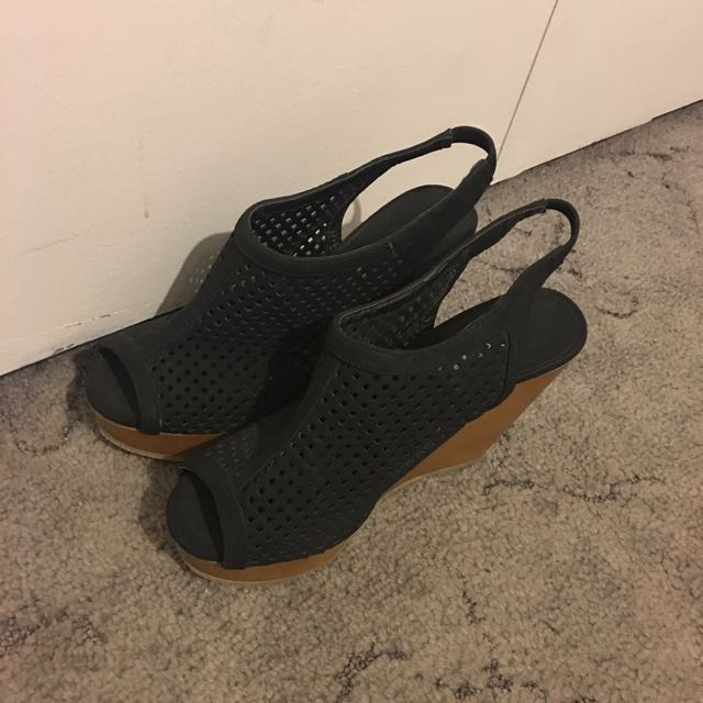 Wedges Size 8