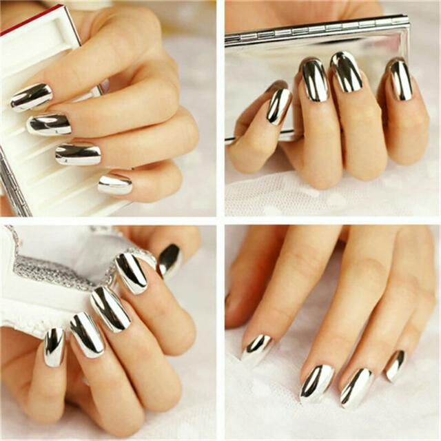 Wholesale 36sheet Gold Silver Black Nail Art Stickers Decorations ...