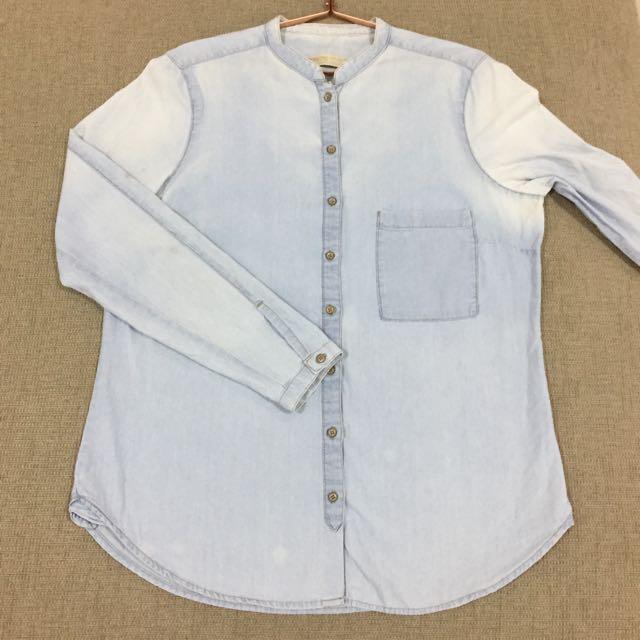Zara Denim Shirt