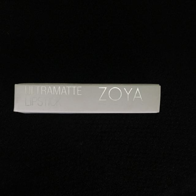 Zoya Ultramatte Lipstick Rose Water