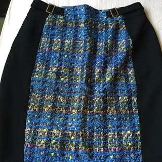 Blum & Co Formal Work Skirt