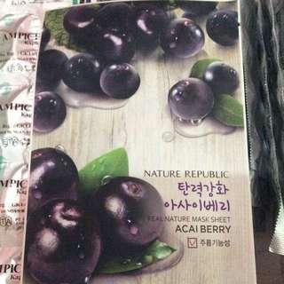 Masker Nature Republic Original From Korea