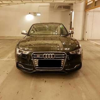 Audi A5 3.2 FSI 2008 FACELIFTED TO 2015 S5.