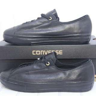 Converse CTAS High Line Shroud Ox Black Leather