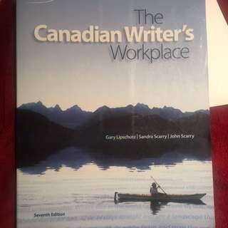 Canadian Writer's Workplace , 7th Edition