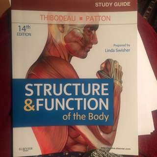 Structure & Function Of The Body 14th Edition