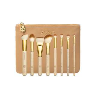 Zoeva Bamboo Luxury Set 8 brushes