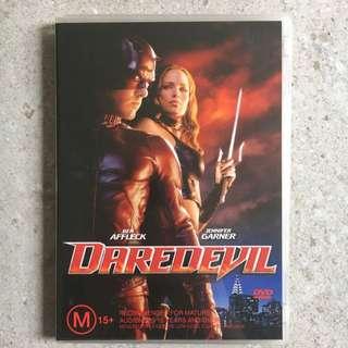 DareDevil Movie DVD