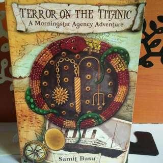 Terror On The Titanic by Samit Basu