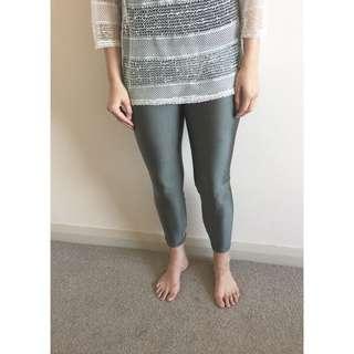 Steel Grey Leggings