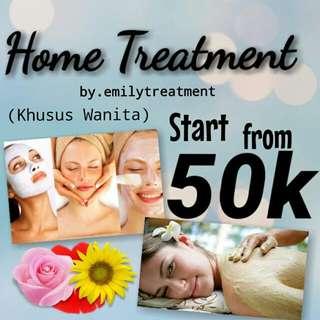 Jasa Treatment Rumahan