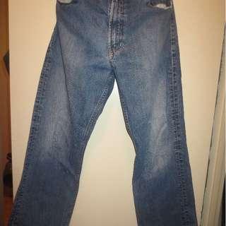 Men's Polo Blue Jeans Size 32x30