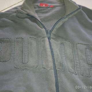 Sweater Zipper Puma Original