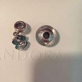 Pandora Disney Little Mermaid Set