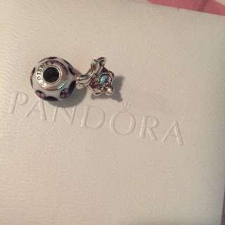 Pandora Disney Minnie Mouse Set