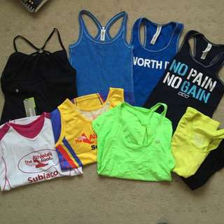 Multiple Sports Clothing For Sale, Lorna Jane