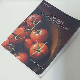 Nutrition: Concepts & Controversies (3rd Edition)