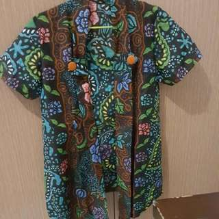 Batik Costume