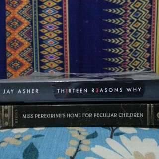 13 Reasons Why & Miss Peregrine Home For Peculiar